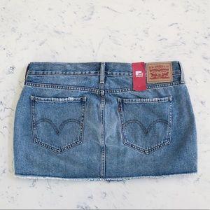 Levi's Skirts - Women's Levi's denim skirt